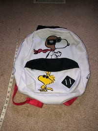 Rare Vans Peanuts backpack (great condition) Baltimore, 21221
