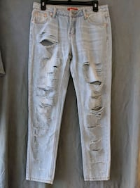Women's Distressed jeans Los Angeles, 90744