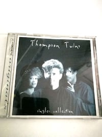 Thompson Twins, Singles Collection.  6080 km