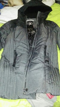 Oppenheimer Arctic Expedition womens winter jacket