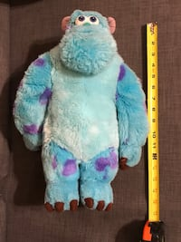 Sully Sullivan from Monsters inc PLUSH DOLL Disney Store 16 inches Las Vegas, 89183