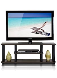 black and gray TV stand Lake Elsinore, 92530