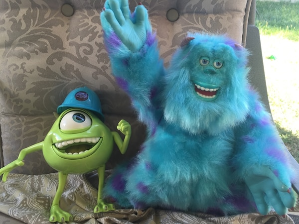 Monsters Inc  Characters