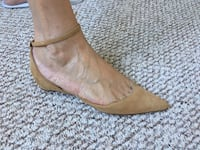 Armani shoes new size 8-9