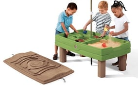 Step 2 Naturally Playful Sand & Water Activity Table