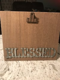 Farmhouse table top Blessed clipboard Buena Park, 90620