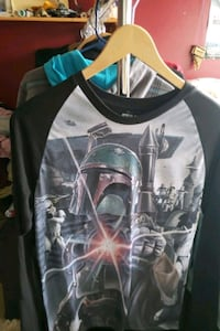 Long Sleeve Star Wars Boba Fett Brooklyn Park, 55443