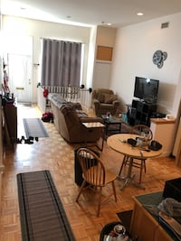 ROOM For rent 1BR 1.5BA with BASEMENT price is firm Philadelphia