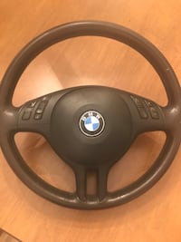 BMW E46 Sport Steering Wheel Longwood, 32779