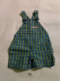 Gymboree Overall size small for 4 years old Mississauga, L5M 4S9