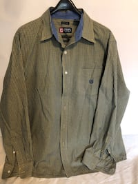 Men's casual dress shirt by Chaps