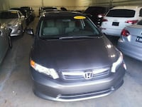 Honda - Civic - 2012 Hallandale Beach, 33009