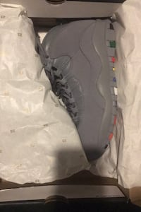 Retro Jordan Cool Grey 10s
