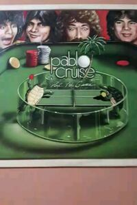 "Pablo Cruise ""Part of the Game"" vinyl album La Plata, 20646"