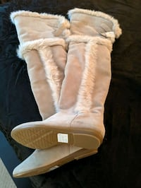 BNWT Aldo Over the Knee Boots Size 6 Surrey