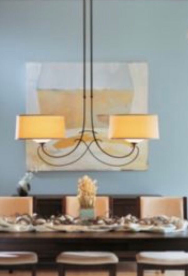 Beautiful Chandelier by Hubbardton Forge. 336b0ce8-60e3-4d86-8228-f67a503852d1