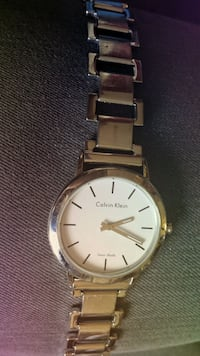 Calvin Klein Ladies Watch Vancouver, V5T