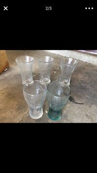 clear glass pitcher and drinking glasses La Quinta, 92253
