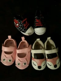 Baby girl shoes Los Angeles, 91402