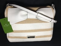 Brand new Kate Spde Clement Street Purse FREDERICK