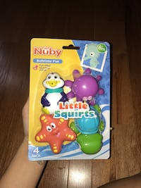 Nuby little squirts pack Morton, 61550