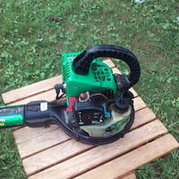 green and black leaf blower Middletown
