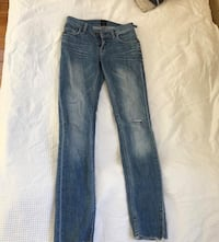 Tiger of sweden jeans storlek 25