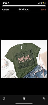 Mothers day soft tshirt