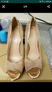 Women's ROSE GOLD SIZE 9 MONTGOMRY VLG, 20877