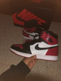 Bred toes size 10 Florissant, 63031