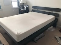 Memory foam mattress full size
