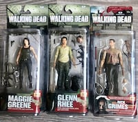 The Walking Dead Collectible Figures Whitby, L1R 0G3