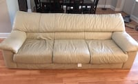 Leather sofa and large chair set Fairfax, 22030
