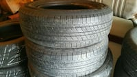 2 used tires 195/65/15