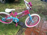 toddler's pink and blue bicycle Piscataway Township, 08854