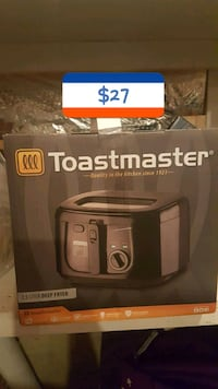 Toastmaster Deep Fryer (new) Springdale, 20774