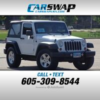 2012 Jeep Wrangler Sport Sioux Falls