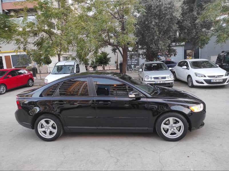 2009 Volvo S40 1.6 D DYNAMIC EDITION 52c7d320-aa14-4462-8cae-9f3bfd83ac2a