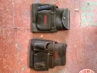 Craftsman leather tool pouch  Elmsford, 10523