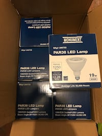 FLOOD LIGHTS LED'S