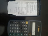 TI 30XA calculator Ashburn, 20148