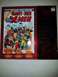 Marvel Comics X-Men Collectors Edition Action Figures