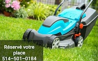 Lawn - grass cutting Best price⭐ Montreal