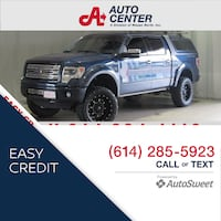 2014 Ford F-150 Limited Columbus, 43235