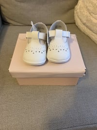 Angel white size 2 Mary Janes