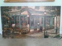Art (Wall Decor) 30x54 in Raleigh, 27603