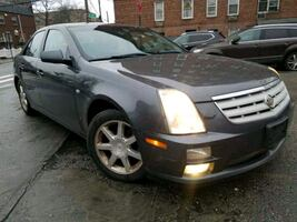 Cadillac - STS  4. AWD- 2007 1 OWNER