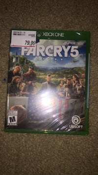 Far Cry 5 (Brand New) Xbox One Waterloo, N2L 5C9
