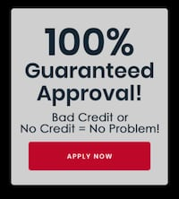 100% IN HOUSE FINANCING APPROVAL Ottawa