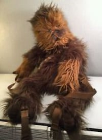 CHEWBACCA PLUSH BACKPACK Citrus Heights, 95621